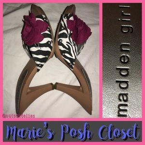 NEW LISTING! Madden Girl Heeled Sandals